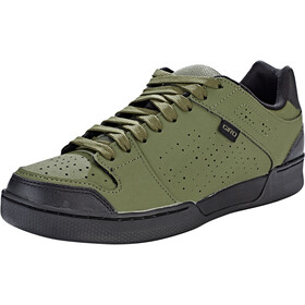 Giro Jacket II Shoes Herr olive/black